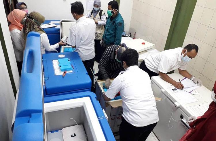 Vaksinasi Covid-19 di Kota Yogyakarta, 24 Pejabat dan Tomas yang Disiapkan