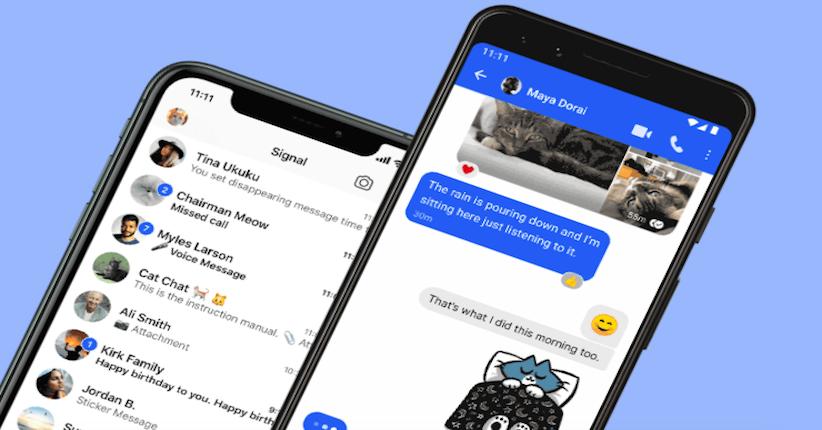 Punya Tujuan Beda, Bos Signal Tegaskan Aplikasi Tak Akan Gantikan WhatsApp