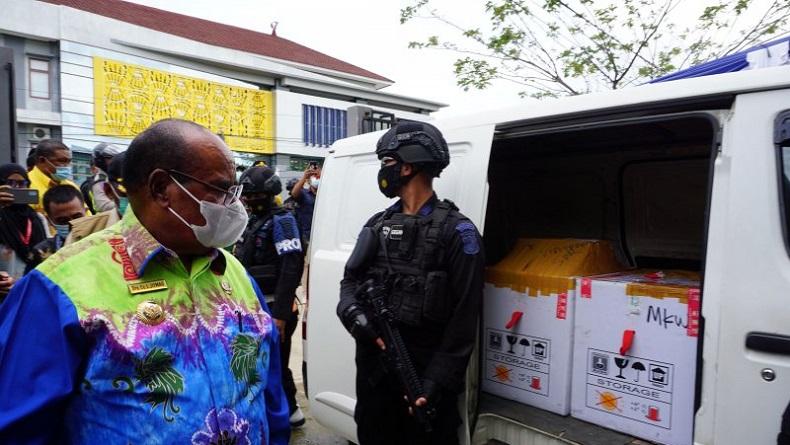 3 Daerah di Papua Barat Prioritas Vaksinasi Covid