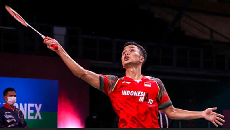Anthony Ginting Wajib Tahu, Ini Saran Legenda Bulu Tangkis Indonesia Agar Menang di Olimpiade