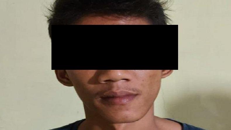 Asyik Isap Sabu, Pemuda di Simalungun Tidak Sadar Digerebek Polisi