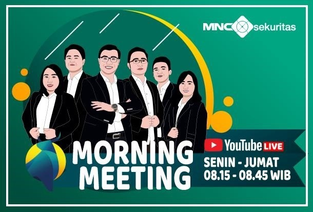 "Incar Cuan? Pantau Rekomendasi Saham ""Morning Meeting"" di YouTube MNC Sekuritas!"