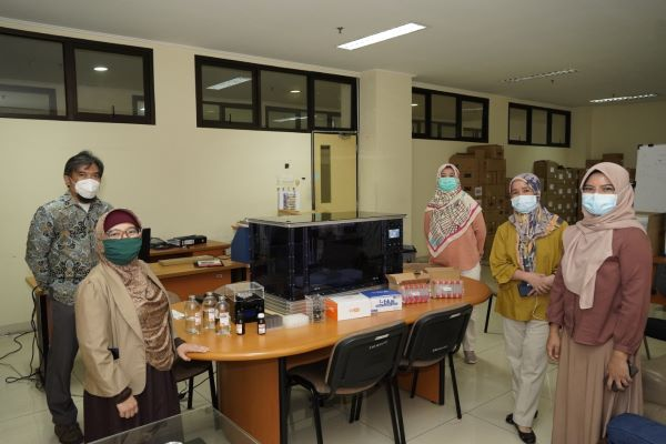 Peneliti Unpad Bandung Temukan Mesin untuk Percepat Tes PCR Covid-19