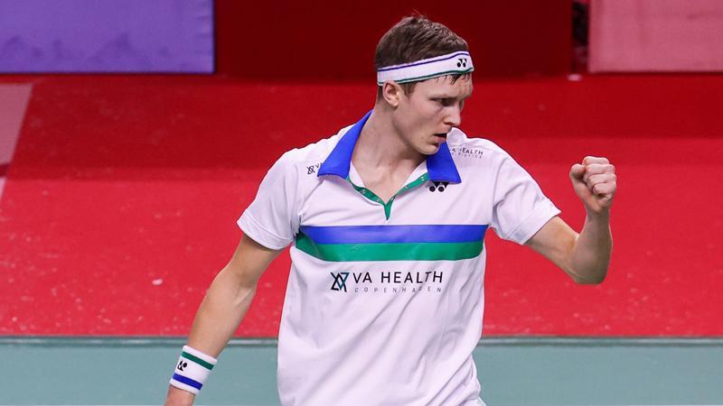 Viktor Axelsen Juara Thailand Open 2021 usai Menangi Derbi Denmark