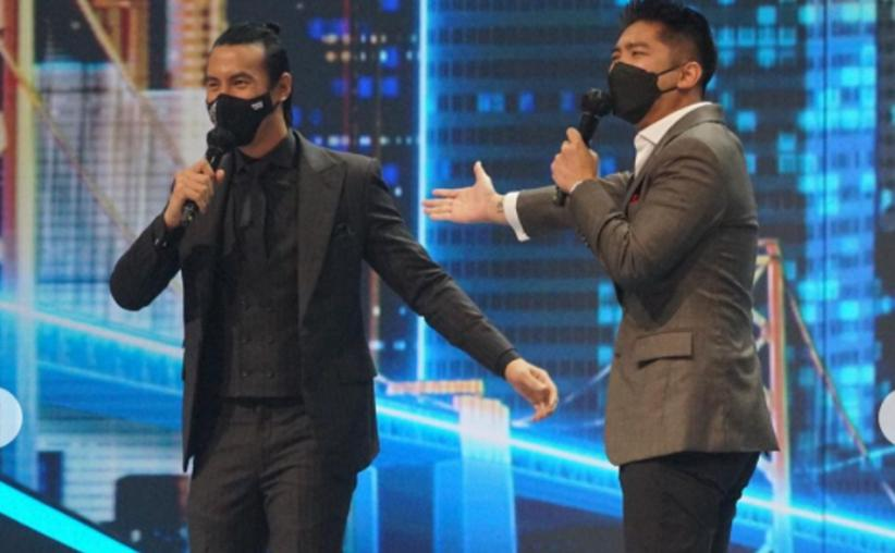 Kembali Jadi Host Indonesian Idol Special Season, Boy William Duet dengan Daniel Mananta