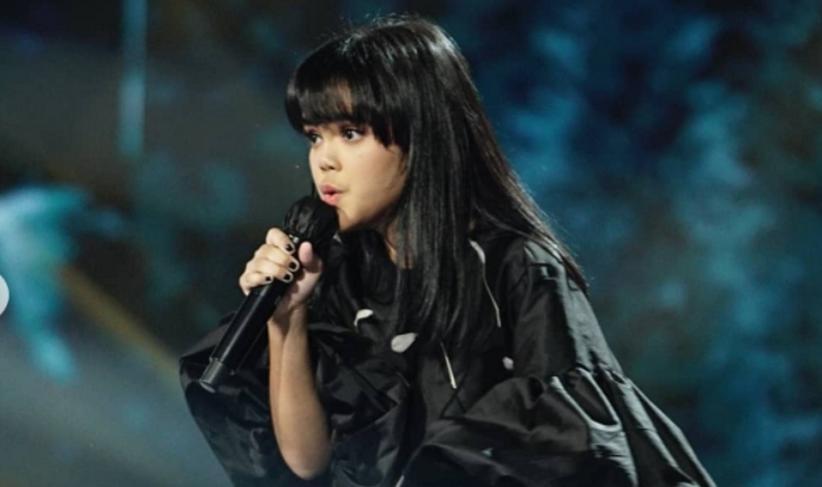 Buka Panggung Spektakuler Show Indonesian Idol, Kirana Sukses Bawakan Lagu BCL dan Raih Standing Ovation