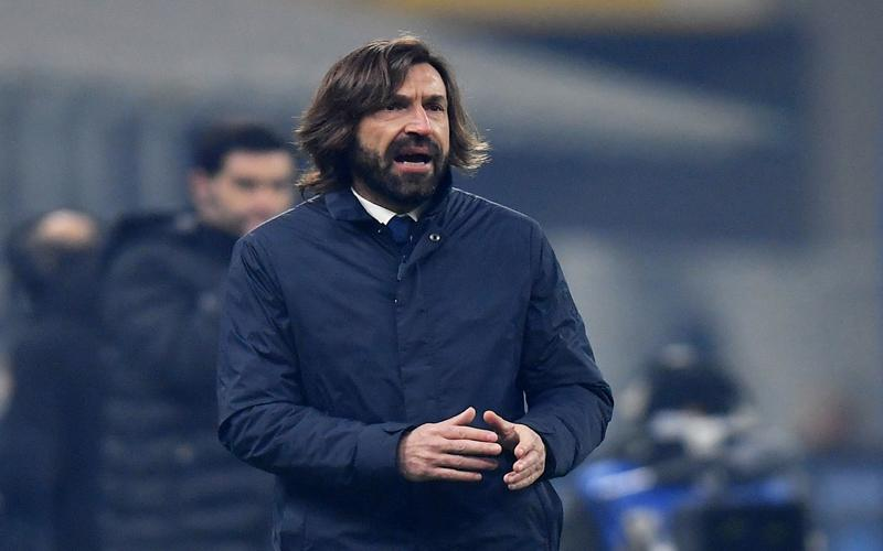 Juventus Dihajar Inter Milan, Andrea Pirlo Sebut Cristiano Ronaldo Cs Tak Niat Main