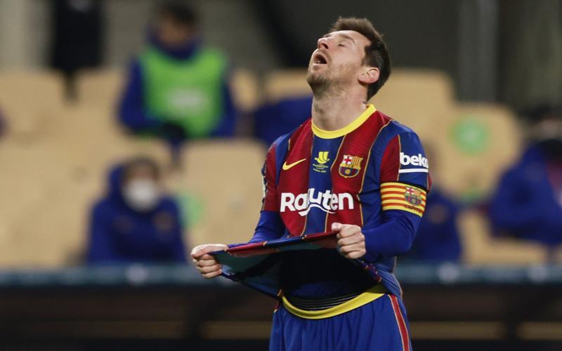 Buntut Kartu Merah, Lionel Messi Terancam Skors Empat Pertandingan
