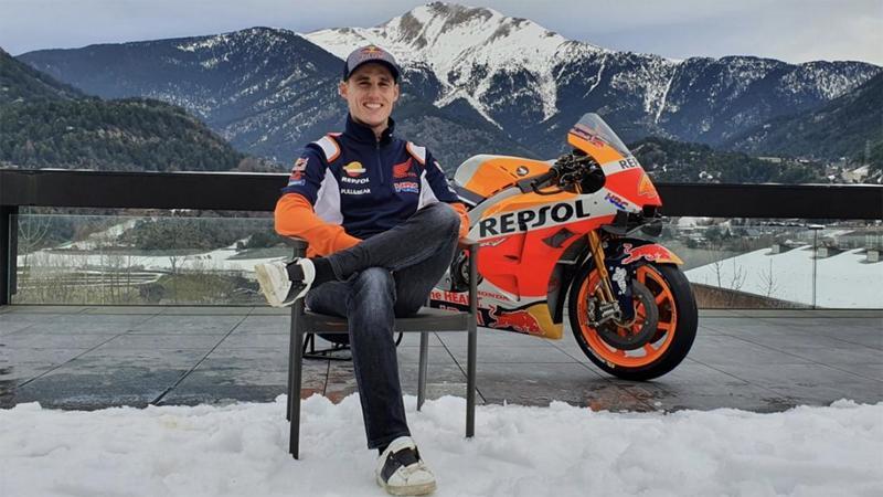 Pol Espargaro Senang Bisa Balapan Bareng Marc Marquez Lagi di MotoGP Portugal