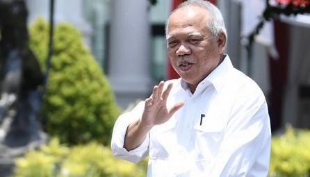 Menteri Basuki Targetkan 4 Bendungan di Jatim Rampung Tahun Ini