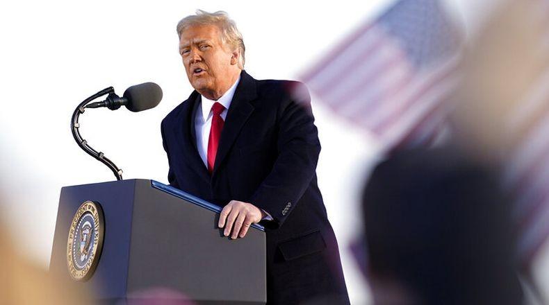 Senat AS Batalkan Mosi untuk Menolak Pemakzulan Donald Trump
