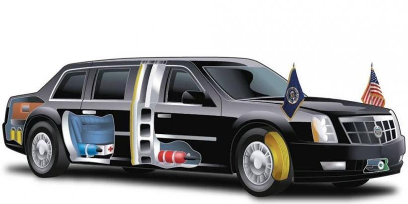 Mengintip Mobil Dinas Presiden AS Joe Biden, Kebal Ledakan Bom dan Senjata Kimia