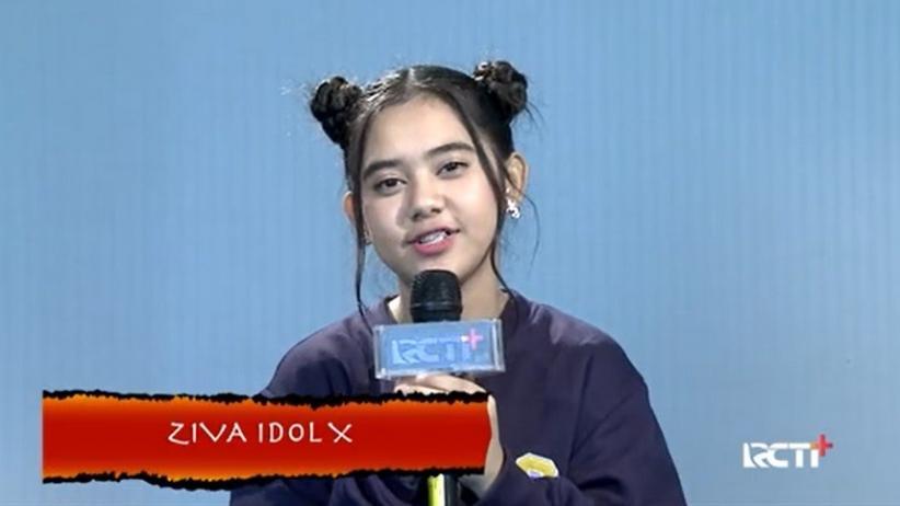 Ziva Idol X Pernah Merasakan Hawa Seram