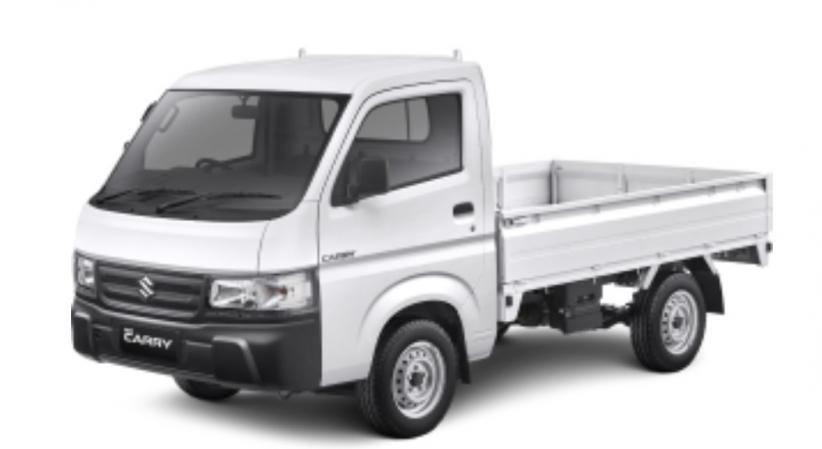 Suzuki Carry Pick Up Dapat Penyegaran, Intip Spesifikasi dan Harganya