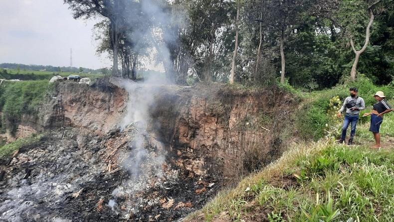 Ledakan Dahsyat Mirip Bom di Mojokerto Masih Jadi Misteri, Ini Kata Kapolres