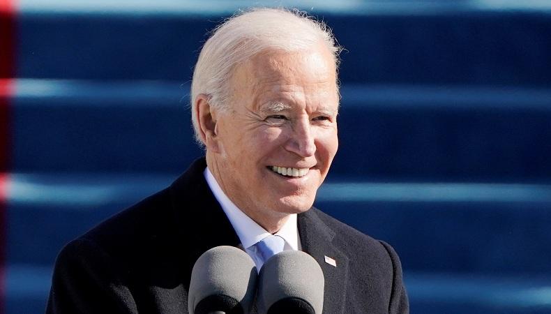 Resmi Jadi Presiden AS, Begini Perjalanan Panjang Joe Biden ke Gedung Putih