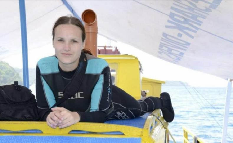 Sosok Adriana Simeonova yang Dibunuh Pacar: Jatuh Cinta Keindahan Laut Raja Ampat dan Bali