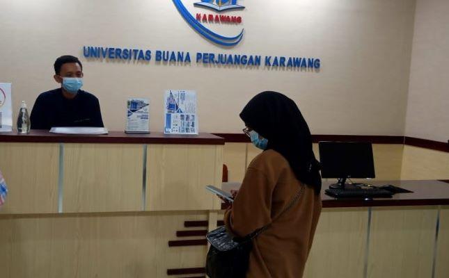 Pandemi Covid-19, Kampus UBP Karawang Bebaskan Biaya Pendaftaran Mahasiswa Baru