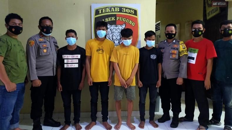 Pilu, Pelajar SMP di Tanggamus Diperkosa 5 Orang di Gubuk