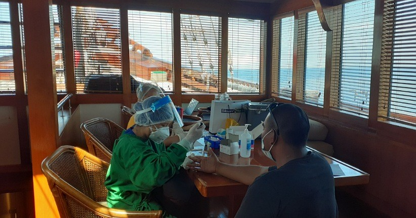 Health Tourism Labuan Bajo di Tengah Pandemi, Layani Turis hingga Pasien Covid-19