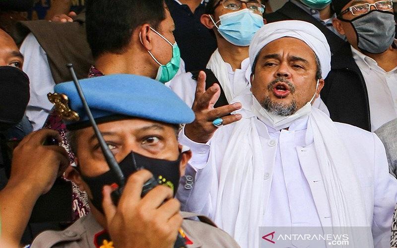 Kejagung Siapkan 16 Jaksa Khusus Hadapi Kasus Habib Rizieq