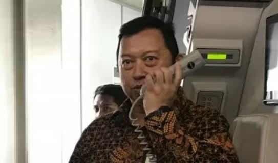 Direktur Utama Batik Air Achmad Luthfie Tutup Usia