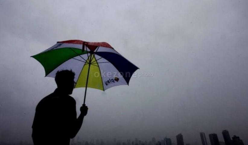 Jakarta Diprediksi Diguyur Hujan sejak Pagi, Waspada Angin Kencang dan Petir