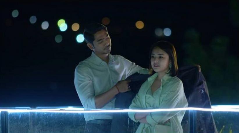 Adegan Romantis Arya Saloka dan Amanda Manopo di Rooftop Bikin Netizen Baper: Berasa Nonton Drakor, Layak Dapat Award