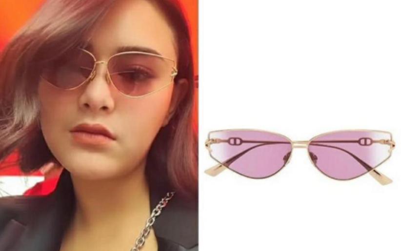 3 Gaya Amanda Manopo Pakai Kacamata Mewah Jutaan Rupiah, Netizen Kagum: Cakepnya Kebangetan