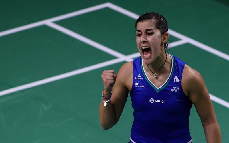 Beruntun, Carolina Marin Kalahkan Tai Tzu Ying dan Juara Thailand Open 2021