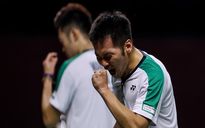 Duet Taiwan Penakluk Ahsan/Hendra Pertahankan Titel Thailand Open 2021