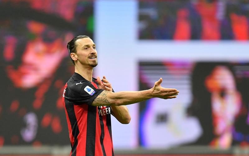 Zlatan Ibrahimovic Ingin AC Milan Beli Oliver Giroud: Dia Itu Pemenang