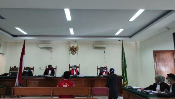 ASN Penyeleweng Infak Masjid Raya Sumbar Dituntut 8 Tahun Penjara