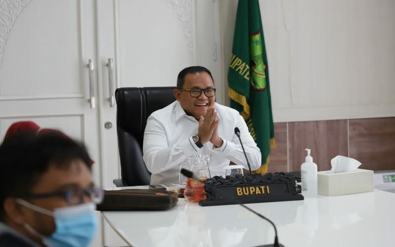 Jemput Vaksin Covid-19 di Palembang, Dinkes Muba Dikawal Tentara dan Polisi