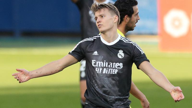 Arsenal Harus Bayar Rp47,7 Miliar untuk Pinjam Martin Odegaard dari Real Madrid