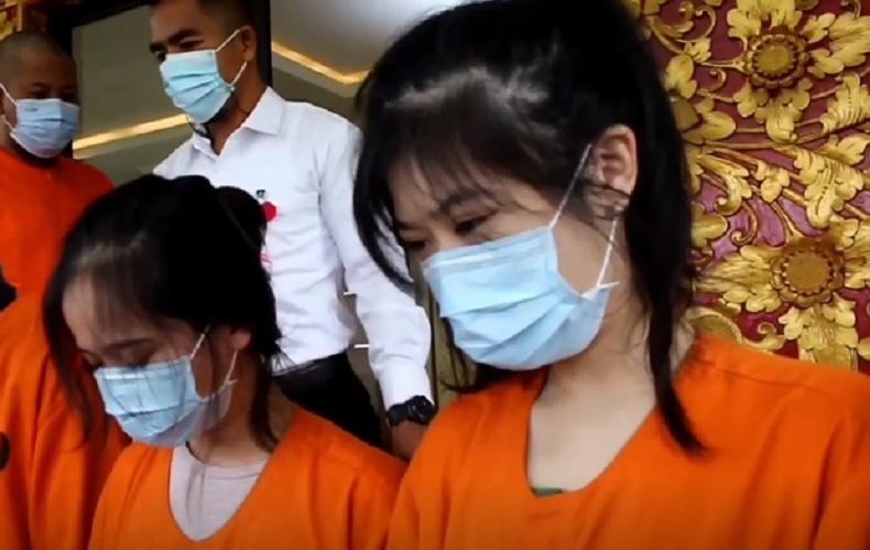 Selebgram Perempuan Ditangkap di Bali Punya 1 Juta Follower