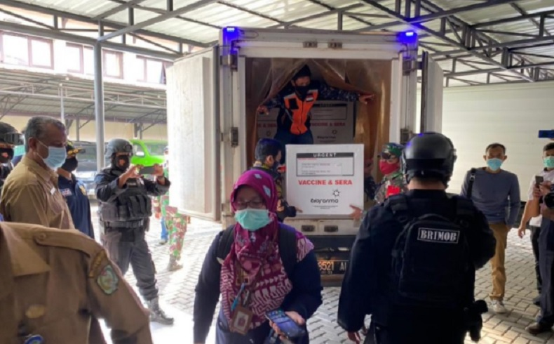 11 Daerah di Kalbar Akan Terima Jatah Vaksin Covid-19