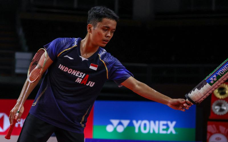 Jadwal Matchday 1 BWF World Tour Finals 2020: Ada Anthony Ginting Vs Viktor Axelsen