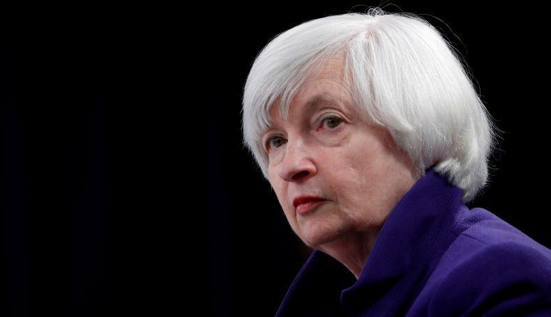 Janet Yellen Resmi Jadi Menteri Keuangan Perempuan Pertama AS