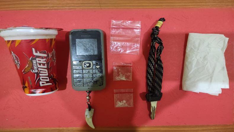 Polisi Gagalkan Transaksi Narkoba di Bangka Selatan, 2 Buruh Diamankan