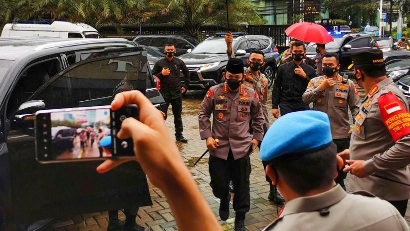 Pertemuan Perdana, Kapolri dan Panglima TNI Akan Kunjungi Pasar Tanah Abang