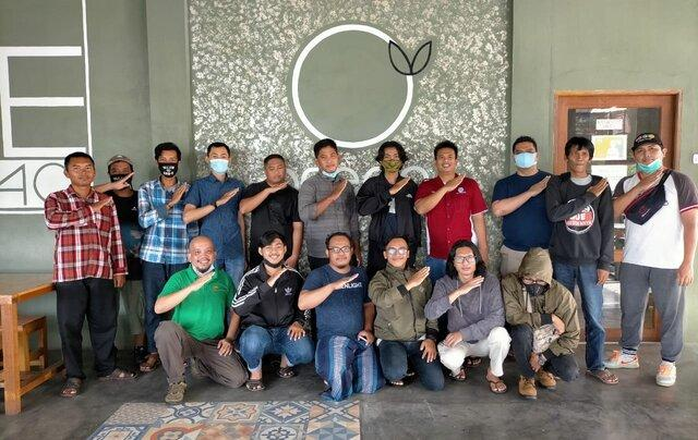 Mengenal Blogger Kubu Raya, Resmi Terbentuk di Kopdar Perdana Awal 2021