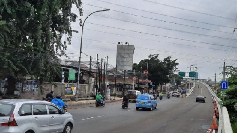 Uji Coba Flyover Tanjung Barat dan Lenteng Agung, Warga: Dulu 35 Menit ke Pasar Minggu Sekarang 10 Menit