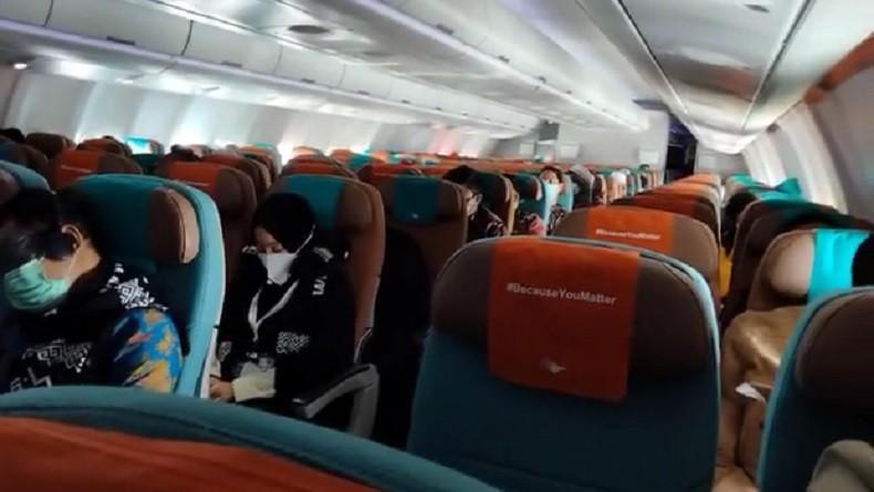 Doa Naik Pesawat agar Diberikan Keselamatan Selama Perjalanan