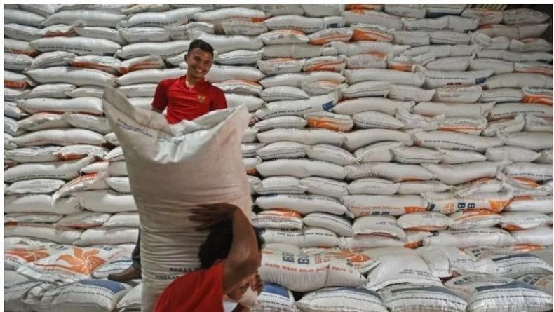 Bulog Lampung Lampaui Target, Penyerapan Beras dari Petani Sampai 65.000 Ton