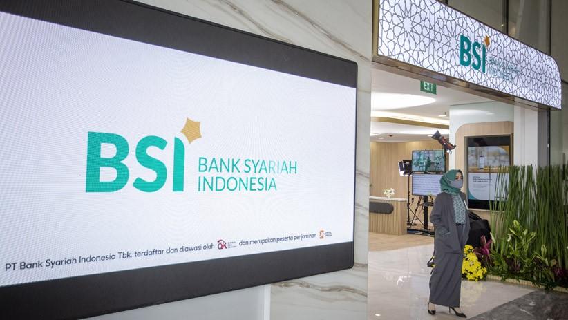 Bank Syariah Indonesia Masuk 10 Besar Emiten Berkapitalisasi Pasar Terbesar
