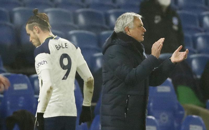 Tottenham Dipermalukan Brighton, Jose Mourinho: Kami Terlalu Sedih
