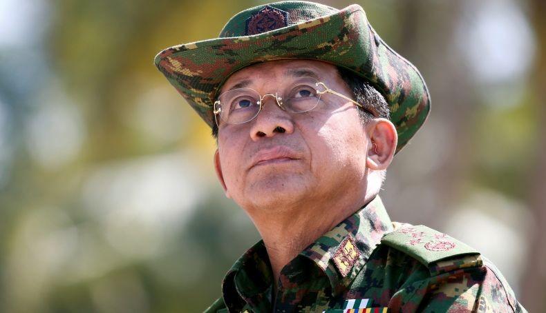 Sosok Min Aung Hlaing, Jenderal Myanmar yang Ambil Alih Kekuasaan dari Aung San Suu Kyi