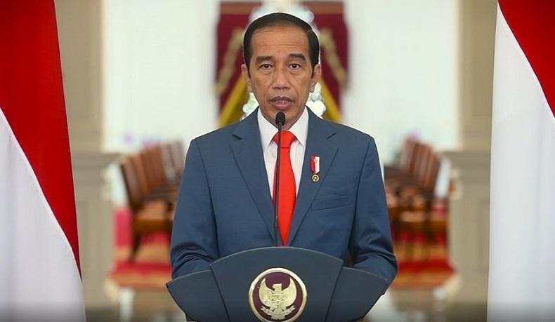 Jokowi: Jumlah Perkara Diterima dan Diputuskan MA 2020 Terbanyak Dalam Sejarah