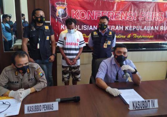 Bejat, Residivis Pembunuhan di Batam Cabuli 6 Anak dengan Modus Uang Rp1.000